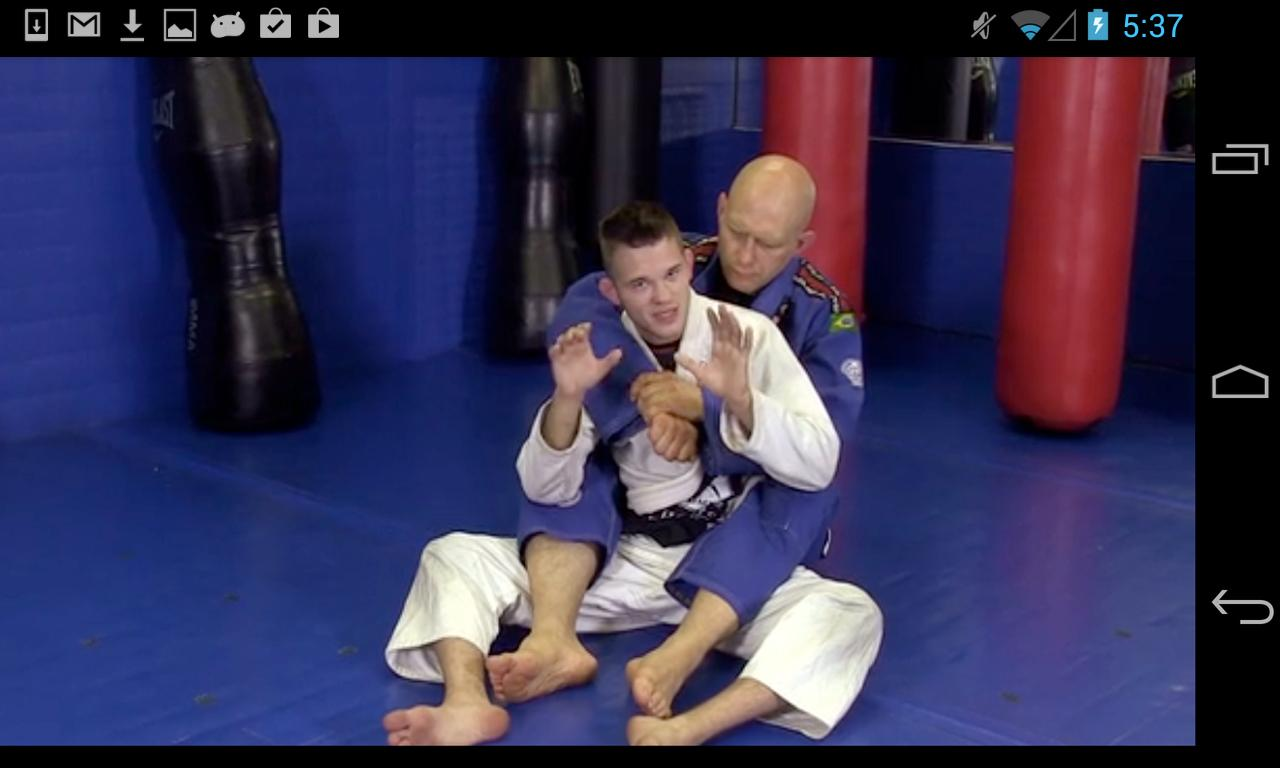 BigStrong9, BJJ Gamechangers- screenshot