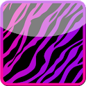 Complete Girly Zebra Theme icon