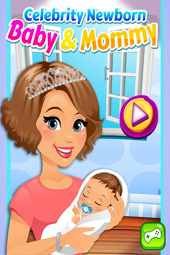 Celebrity Newborn Baby Mommy
