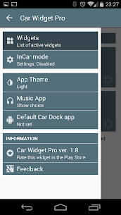 Car Widget Pro v2.0.1 [Paid] APK is Here ! 2