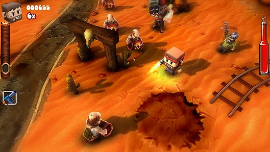 Guerrilla Bob for Xperia PLAY - screenshot thumbnail
