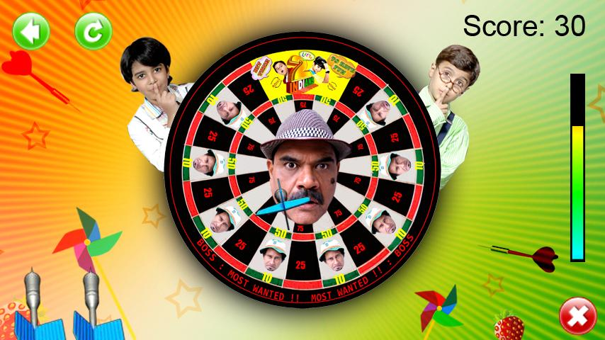 Dart Game - screenshot