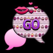 CupCakeQT GO SMS THEME