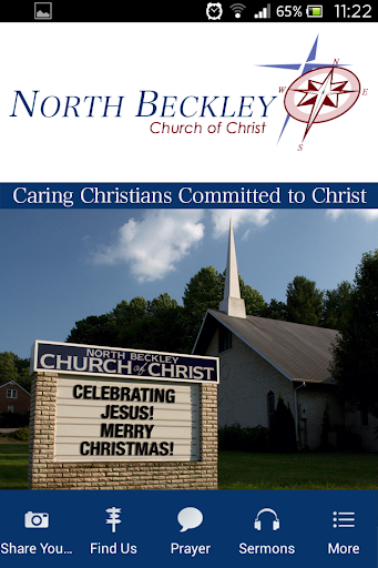 【免費生活App】North Beckley Church of Christ-APP點子