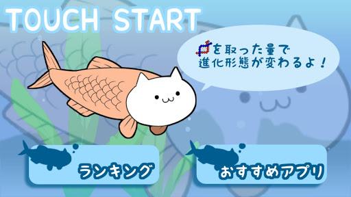 究極進化サカナ猫~無料ジャンプアクションゲーム~