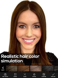 Hair Color Studio Apps On Google Play