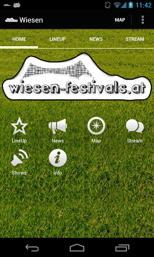 Wiesen Festivals
