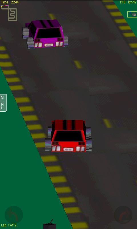 ZeptoRacer 3D - Paid- screenshot