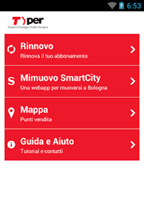 TPER - Ricarica l'abbonamento - screenshot thumbnail