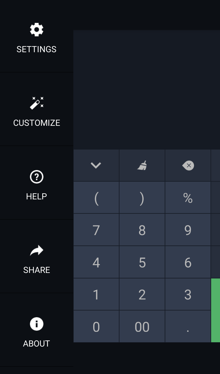 Calc+ ★ Smart calculator Screenshot 7