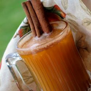 Spiced Autumn Punch