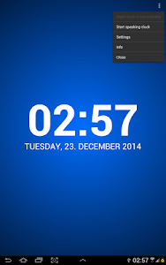 Speaking Clock: TellMeTheTime v1.16.0
