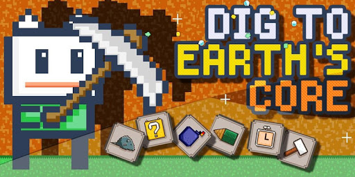 Dig to Earth Core