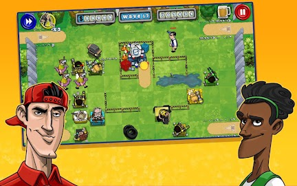 Old School Defense Screenshot 5