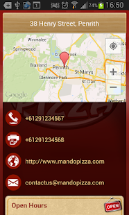 Mando Pizza- screenshot thumbnail