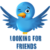 Looking For Friends On Twitter