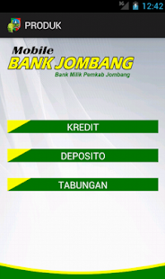 Bank Jombang- screenshot thumbnail