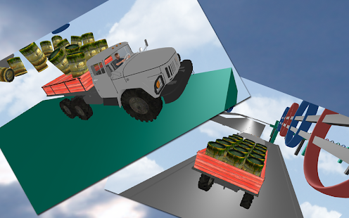 Tough Transport 3D Simulator- screenshot thumbnail