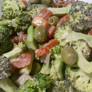 Mardi's Broccoli Salad