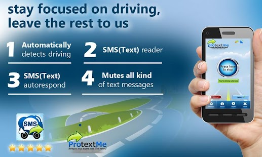 ProtextMe SMS text Reader #1 - screenshot thumbnail