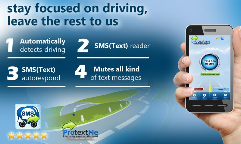 ProtextMe SMS text Reader #1 - screenshot