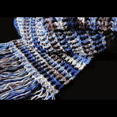 How To Crochet Scarfs
