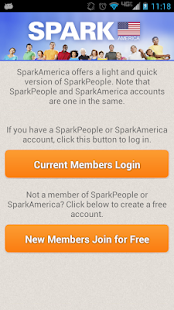SparkAmerica - screenshot thumbnail
