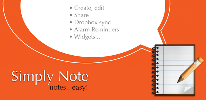 Simply Note 1.4.3 apk