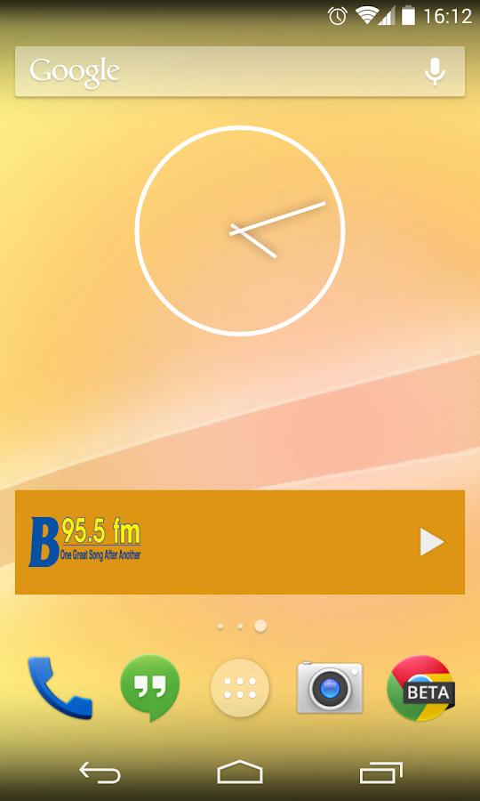 B95.5- screenshot
