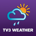 TV3 Weather logo