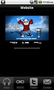 Panda FM- screenshot thumbnail