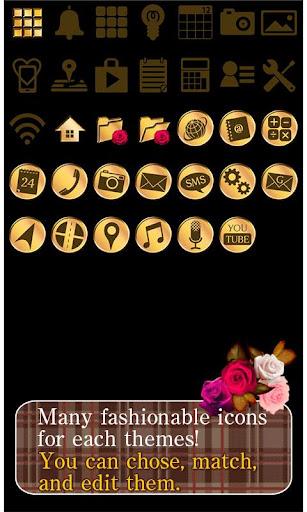 Chic Wallpaper British Rose 1.2 Windows u7528 4