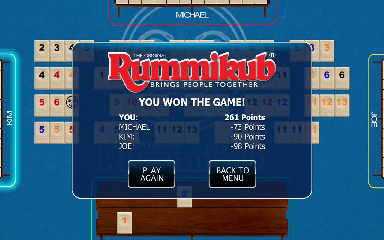 play rummikub online for free