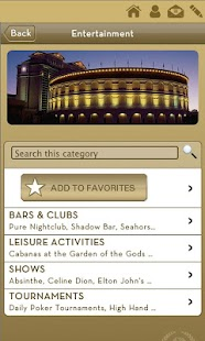 Caesars Palace Las Vegas - screenshot thumbnail