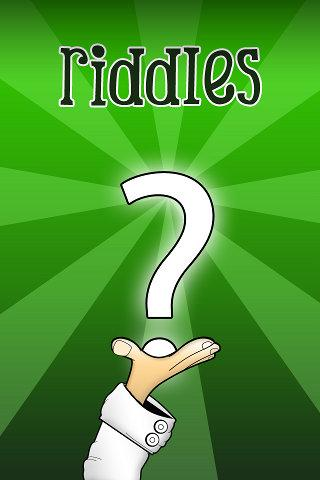 Riddles- screenshot