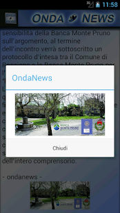 Onda News- screenshot thumbnail