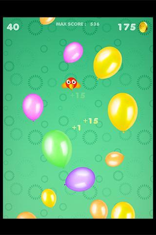 Balloons & Birds (no Ads) - screenshot