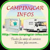 Aires Campingcar-infos