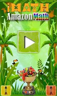 Jungle Math for Kids Free - screenshot thumbnail