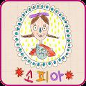 소피아 카카오톡 테마 icon