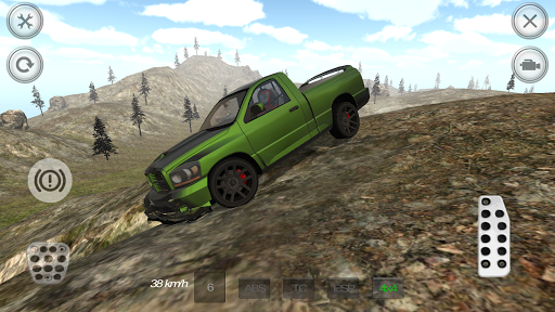 4x4 SUV Simulator