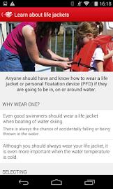 Swim - American Red Cross Screenshot 6