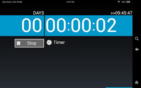 Timers4Me Timer&Stopwatch Pro v5.5