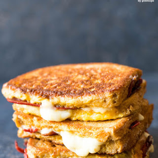 French Toast Sandwiches.
