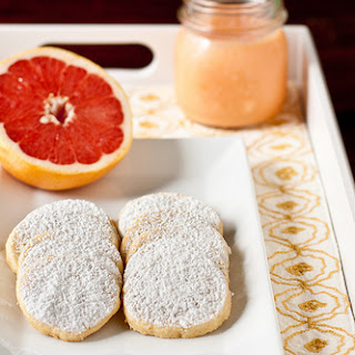Grapefruit Meltaways.