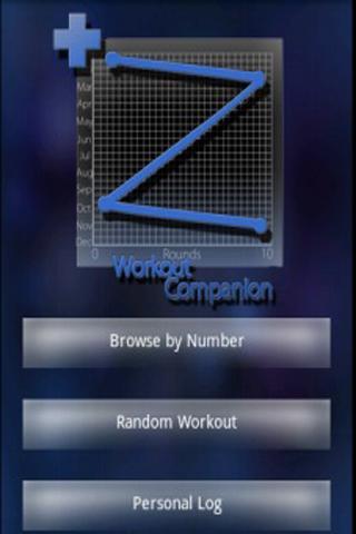 +Z Workout Companion