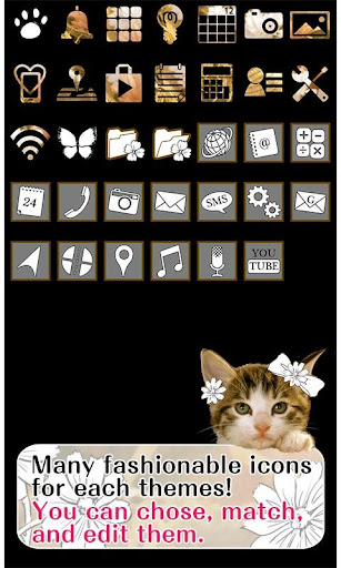 Cat Wallpaper Chaton 1.1 Windows u7528 4