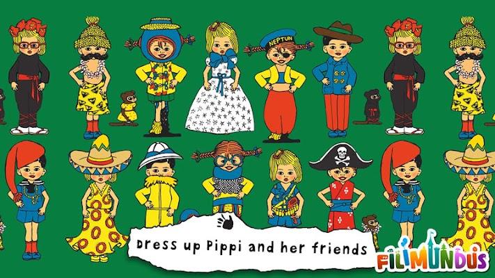 Pippi's Villa Villekulla - screenshot