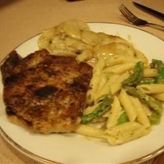 Pork Chop and Potato Casserole Recipe