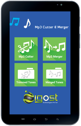 Mp3 Cutter & Merger for PC